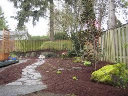 landscaping ideas no grass gorgeous small backyard courtyard