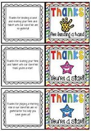 thank you card inspiring images thank you cards for volunteers