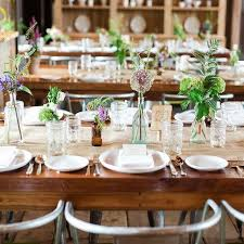creative of country wedding decor indoor and outdoor country