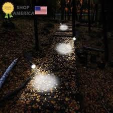 Spotlight Landscape Lighting 200 Lumens 4led Solar Powered Spotlight Landscape Light