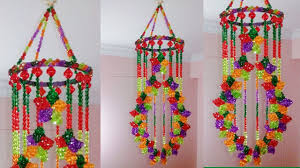 home decor hanging beads diy wind chime how to make wind chimes at home wall hanging
