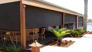 Outdoor Covered Patio by Bar Furniture Lowes Patio Shades Outdoor Blinds For Deck Lowes