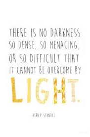 Light And Dark Quotes Madeleine L U0027 Engle Quote On Light And Dark Love Of Life Quotes