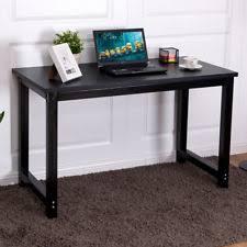 modern black computer desk modern computer desk ebay