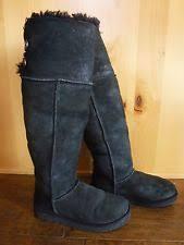 ugg australia s the knee ugg australia suede knee boots for ebay