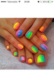 148 best nails images on pinterest pineapple nails summer nails