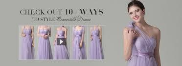 convertible bridesmaid dresses convertible bridesmaid dress 80 colors all sizes