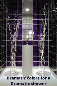 Glass Block Bathroom Ideas by 91 Best Glass Block Colored U0026 Frosted Images On Pinterest Glass