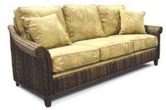 wicker sleeper sofa chippendale rattan and wicker seating collection from rattan