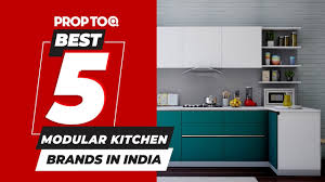 best german kitchen cabinet brands best 5 modular kitchen brands in india