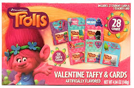 school valentines trolls s day cards for school exchange