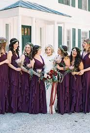 23 bridesmaid dresses perfect for fall brides