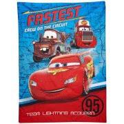 disney cars bedding set disney cars team lightening 4 piece toddler bedding set walmart com