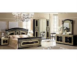 Traditional Bedroom Furniture Classic Italian Bedroom Set Aida 3313ai