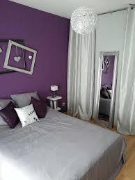 chambre gris et aubergine chambre violet aubergine 2018 et chambre gris et