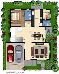 Single Floor House Plans India Duplex Floor Plans Indian Duplex House Design Duplex House Map