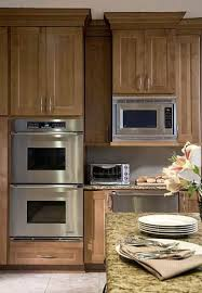 Ideas for Built In Wall Ovens and Microwaves Pinterest