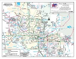 Map Of Arizona With Cities by Vygogo Map Of Arizona Cities