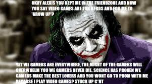 Meme Gamer - these gamer joker memes are exles of next level cringe memebase
