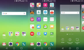 lg home launcher apk lg home 4 0 is available and a concession for g5 owners