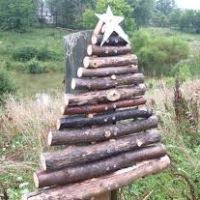 artificial primitive trees decore