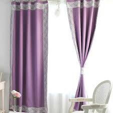 Lavender Blackout Curtains Unique Curtains Purple Blackout Curtain With Chair Julieliles