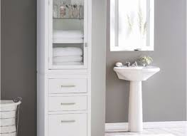 Bathroom Tall Cabinet by Bathroom Tall Corner Cabinet Benevolatpierredesaurel Org