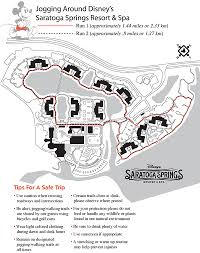 Map Running Route by Resort Jogging And Running Maps Photo 1 Of 13