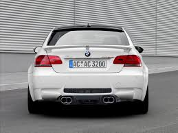 Bmw M3 Series - ac schnitzer high performance brake system for bmw m3