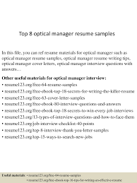Software Testing Resume Samples For Experienced by Download Optical Test Engineer Sample Resume