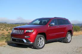 jeep cars red 2014 jeep grand cherokee summit 4x4 on and off road test and