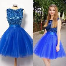 royal blue tulle diyouth royal blue tulle homecoming dresses junior prom dresses