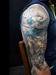 10 best tattoo images on pinterest saint michael tattoo tatoos