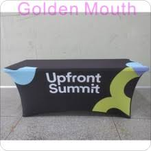 6ft Imprinted Table Cover Custom China Supplier Of Custom Printed Table Covers Printed Table