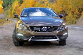 volvo station wagon 2015 2017 volvo v60 cross country first drive price and more