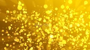 abstract background yellow lights hd
