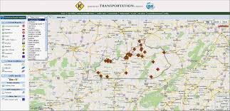 511 Org Traffic Map How To Use 511 Ky Gov Youtube
