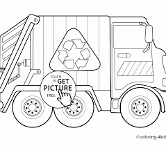 garbage truck coloring page best coloring pages adresebitkisel com