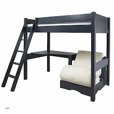 High Sleeper Bed With Futon Futon Metal High Sleeper Bed With Desk And Futon Metal