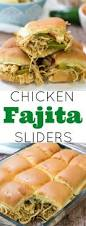 Moving Sliders Walmart by Chicken Fajita Sliders Recipe Weeknight Meals Meals And Food