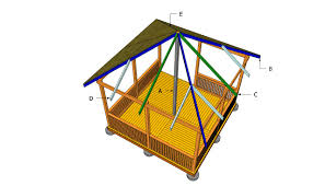 hip roof shed plans free