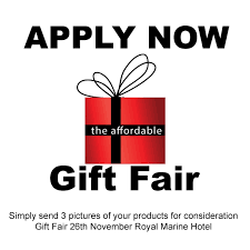 gift fair 26th november 2017 applications the affordable gift
