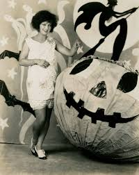 clara bow in halloween costumes ca 1930s vintage everyday