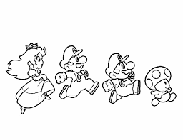 sonic and mario coloring pages pictures of mario and sonic coloring home