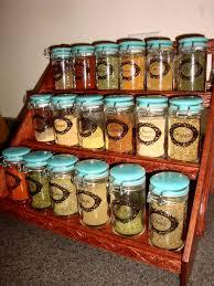 kitchen spice rack ideas 466 best kitchen spice storage images on kitchen