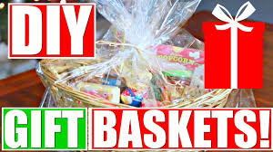 gift baskets 20 diy christmas gift baskets