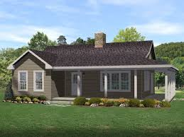 plan 2290sl wraparound cottage house plans covered porches and