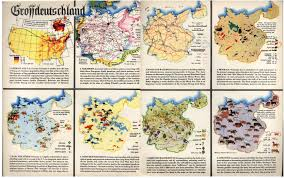 Map Of Europe 1939 by Series Of Maps About Germany Published In Fortune Magazine On 1
