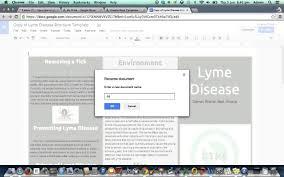 google doc brochure template business plan template