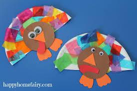 easy turkey craft happy home